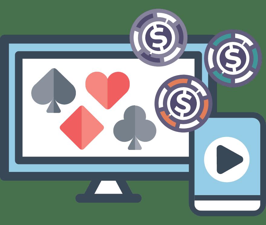 Los 85 mejores sitios de Casino de Vídeo póker en línea en Perú